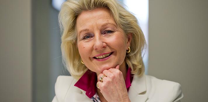 Beraterin Jutta Lieberoth Leden